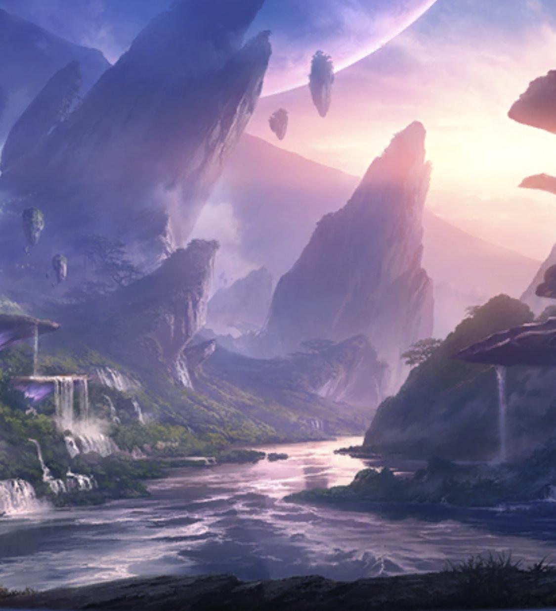 メギドラルの河