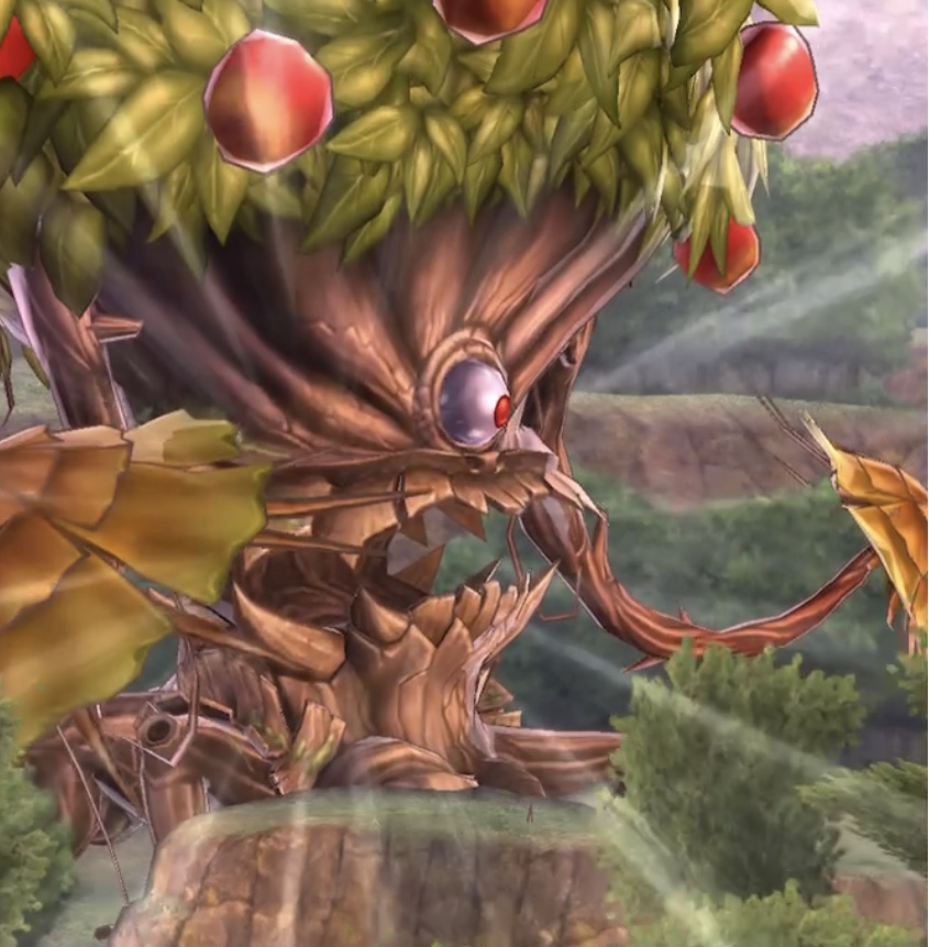 樹王ユグワルド
